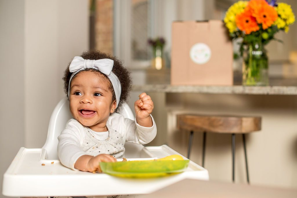 Stressfree meal times - fresh baby & toddler meals